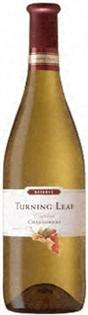 Turning Leaf Chardonnay 750ml - Case of 12